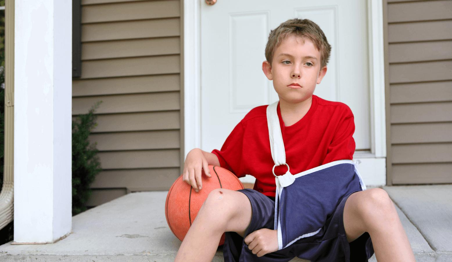 פציעות ילדים
